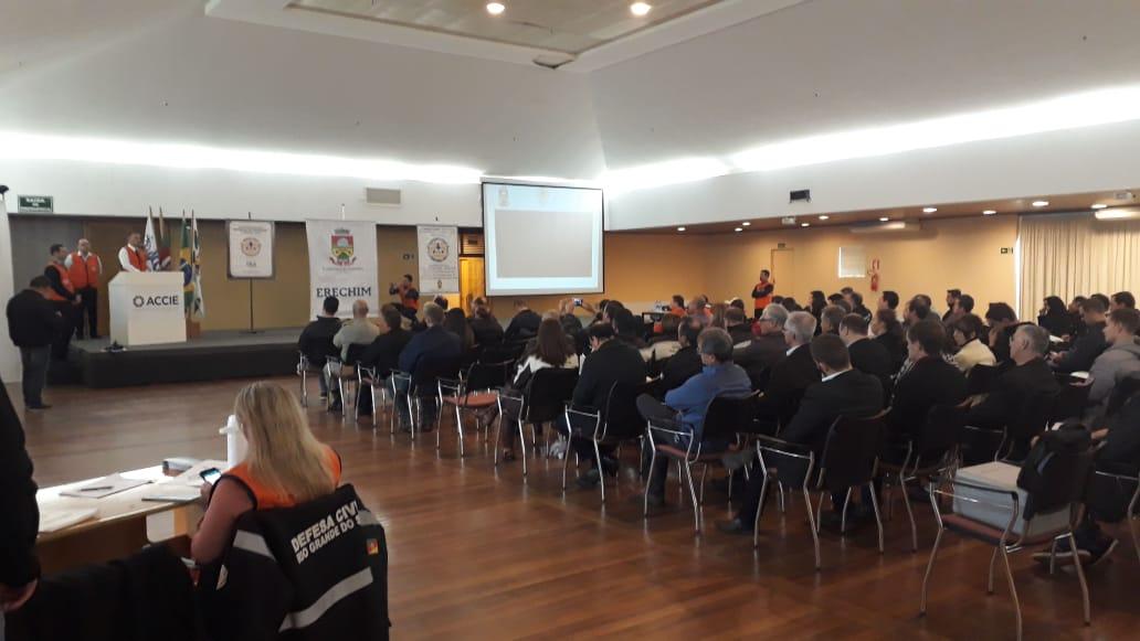 Município sedia o Workshop Capacitar 2018