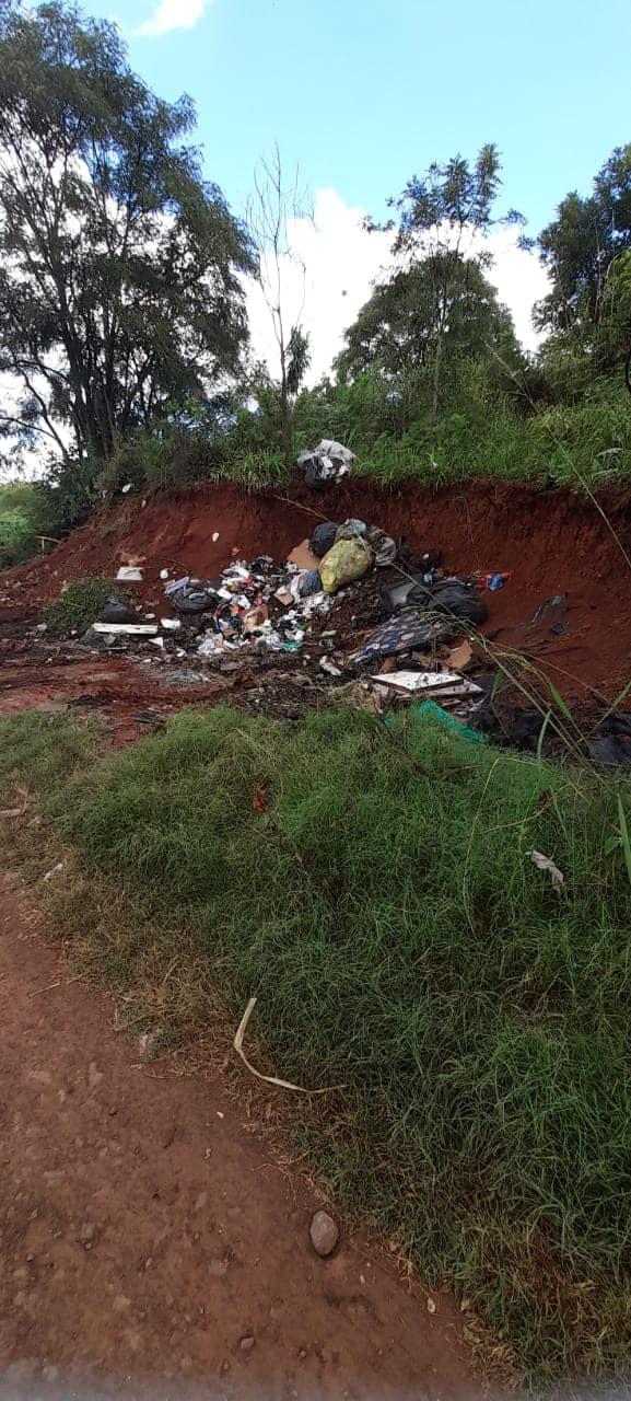 """Mais de 60 cargas de lixo recolhidas em 15 dias na operação """"Dengue Não"""""""